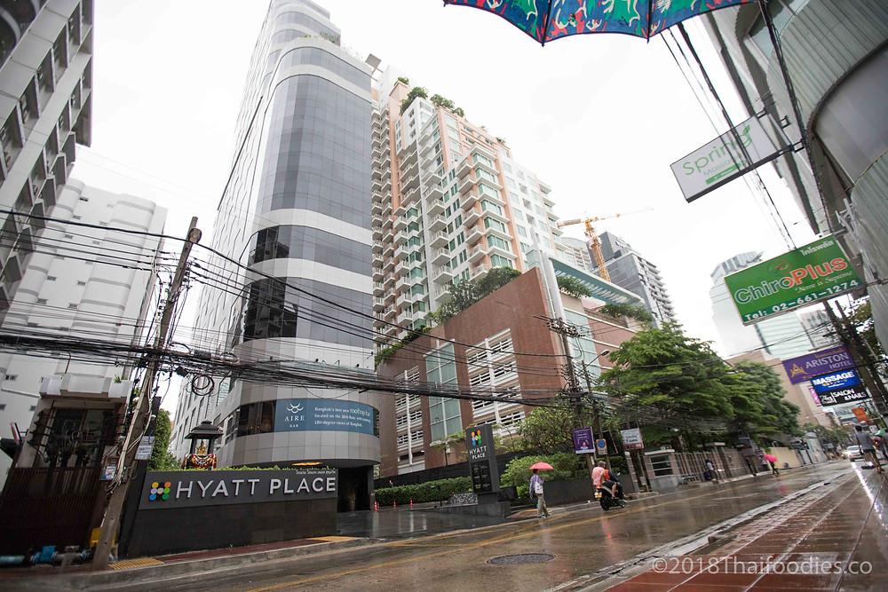 Hyatt Place Bangkok Sukhumvit Review | thaifoodies.co