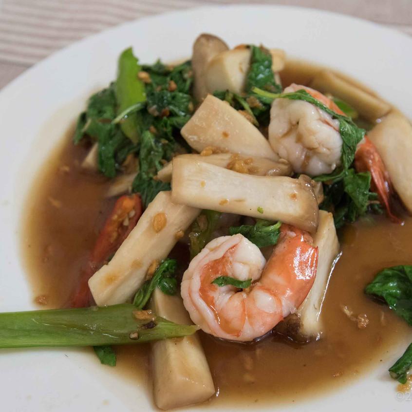Sukhumvit Soi 26 Thai Street Food