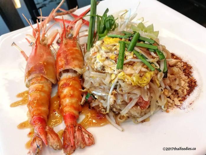 Best Pad Thai in Bangkok?-  Jasmine Resort Hotel Review