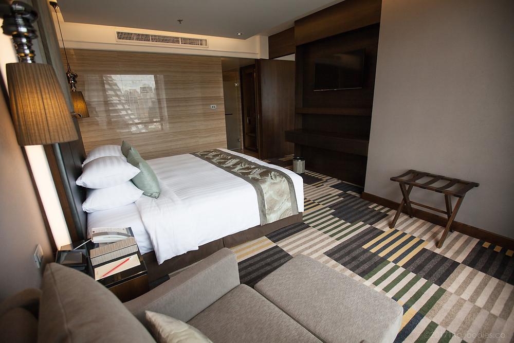 Landmark Bangkok Room Review | thaifoodies.co