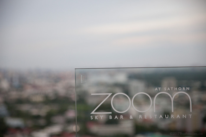 Zoom Sky Bar and Restaurant at the Anantara Sathorn Bangkok Hotel - A Taste of Heaven!