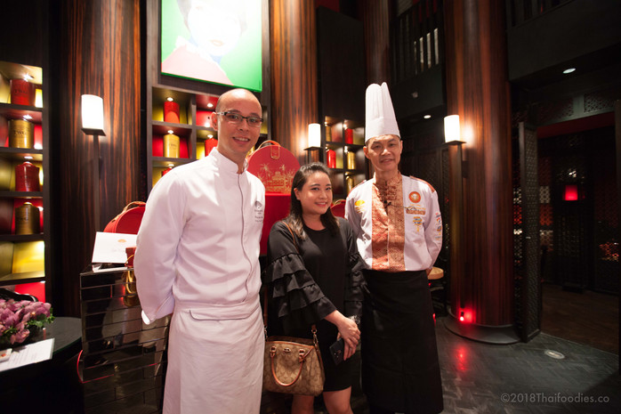 CHINESE NEW YEAR 2018 Celebrate in Style at The China House Restaurant - Mandarin Oriental Bangkok