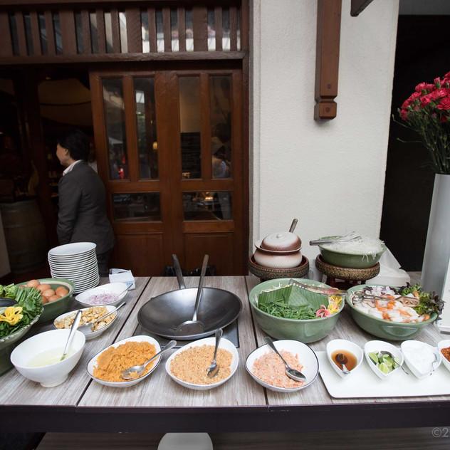 Anantara Siam Bangkok Sunday Brunch