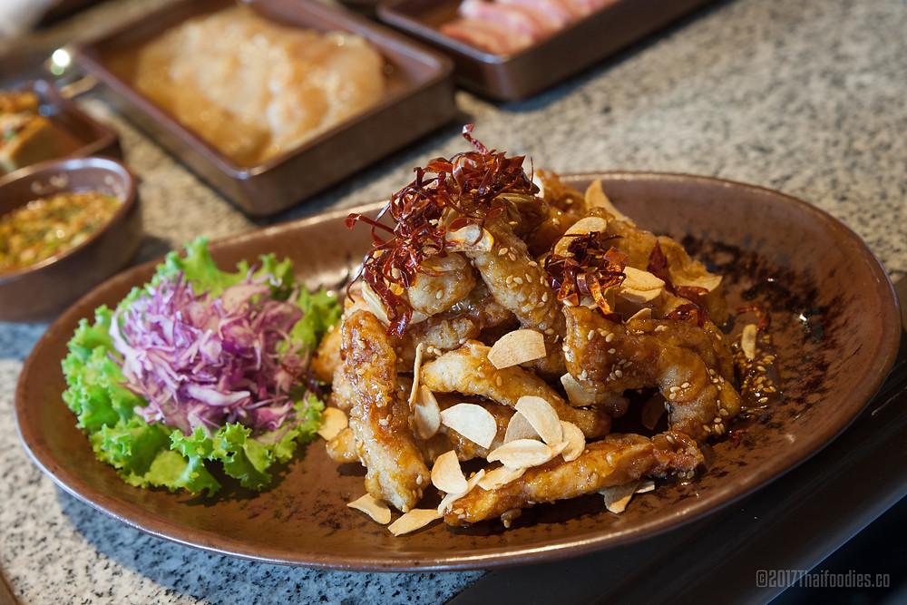 Kongju Korean Charcoal Grill | thaifoodies.co