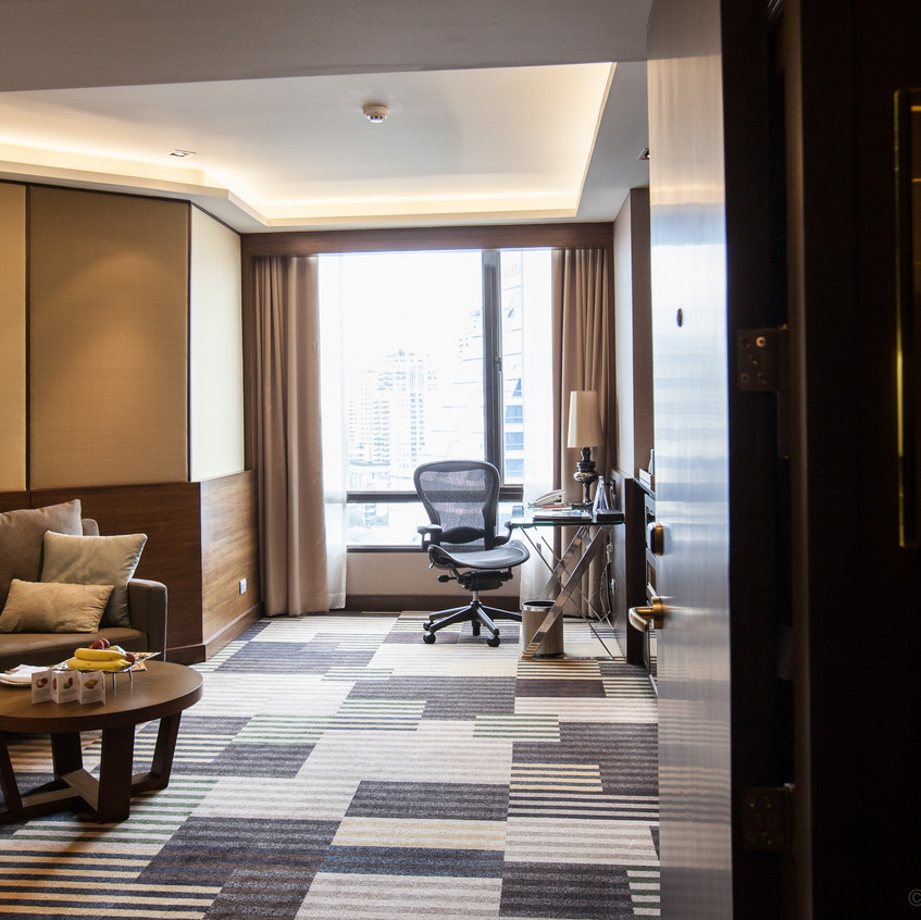 Landmark Room Review