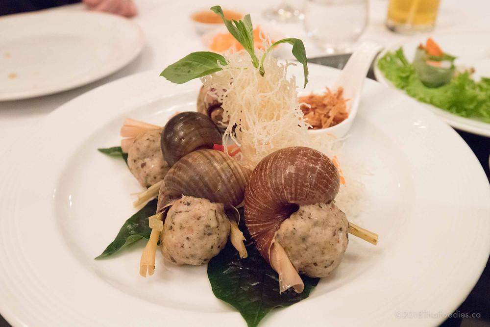 Saigon Vietnamese Restaurant Bangkok Review
