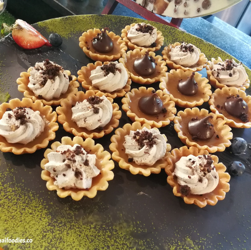 Dee Lite's Dessert Selection