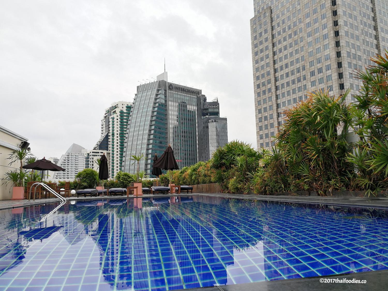 Park Plaza Hotel | thaifoodies.co