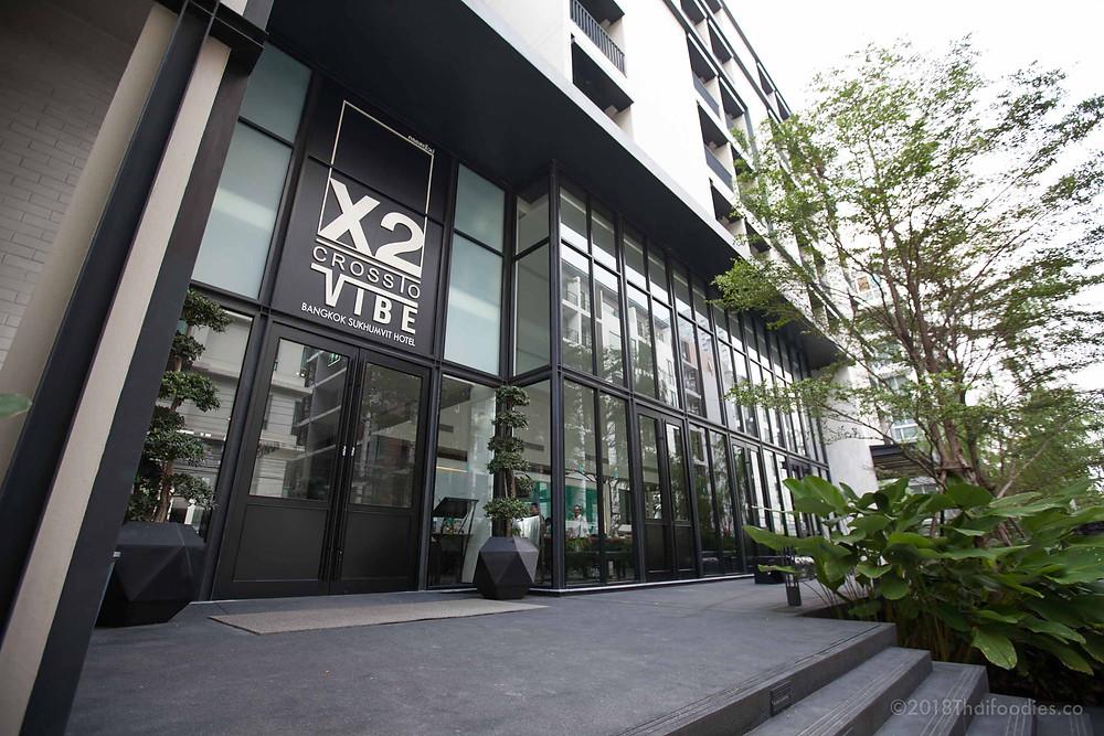 X2 Vibe Bangkok Sukhumvit Hotel | thaifoodies.co