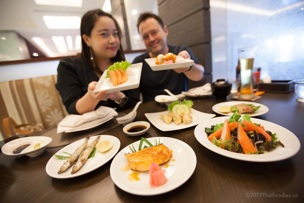Tanch Sushi Bar Review | thaifoodies.co