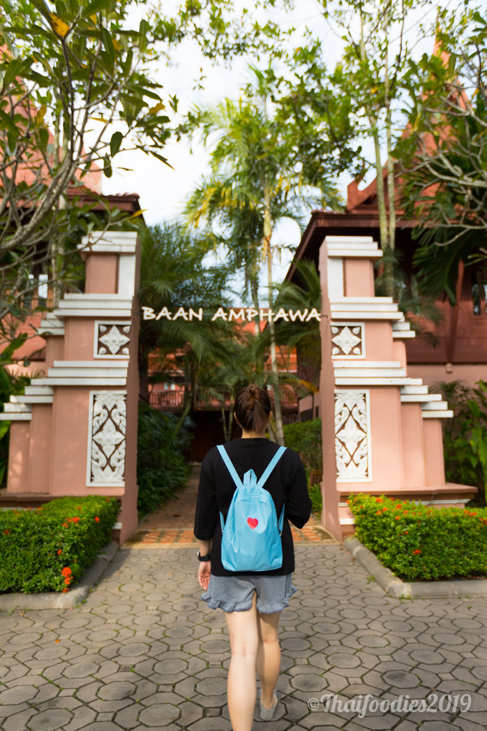 Baan Amphawa Resort and Spa - A Uniquely Thai Escape