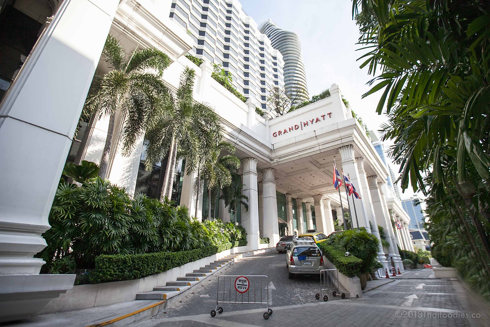 Grand Hyatt Erawan Bangkok | thaifoodies.co