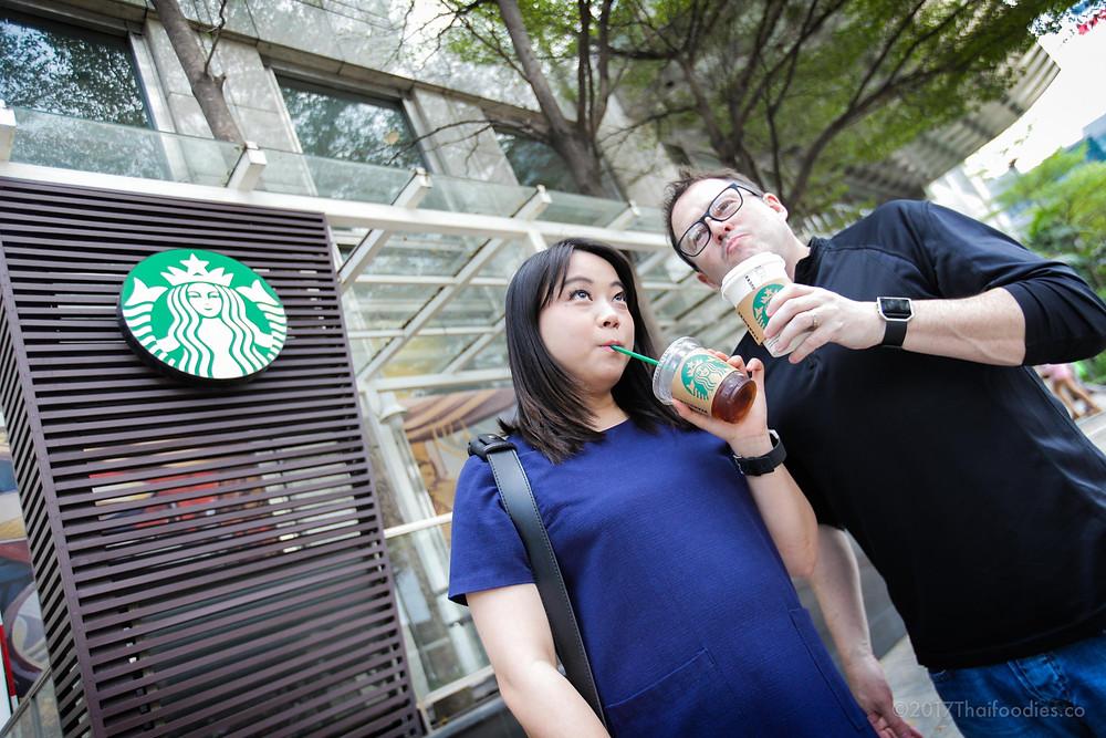 Starbucks Thailand | Thaifoodies.co