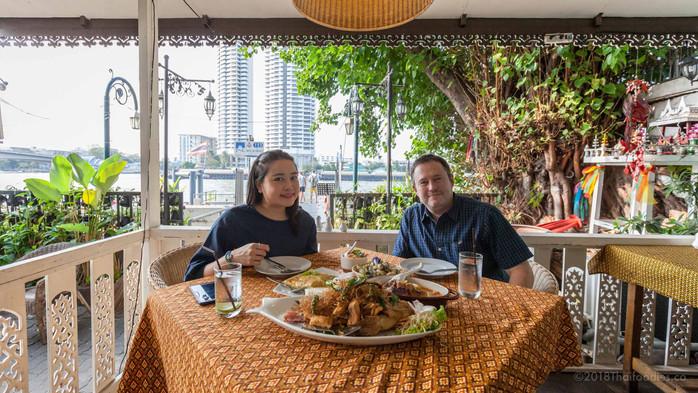 Buranee Bar & Bistro – Riverside Thai Dining in Old Bangkok