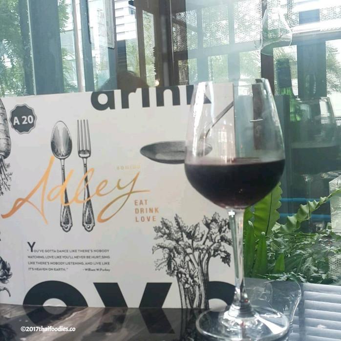 Adley Italian Restaurant - Eat, Drink, and Love in Bangkok