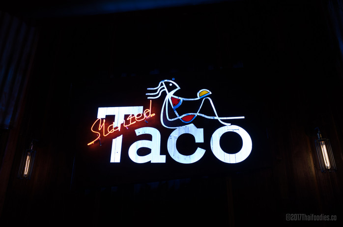 Slanted Taco - A Chic Mexican Cantina in the Heart of Bangkok
