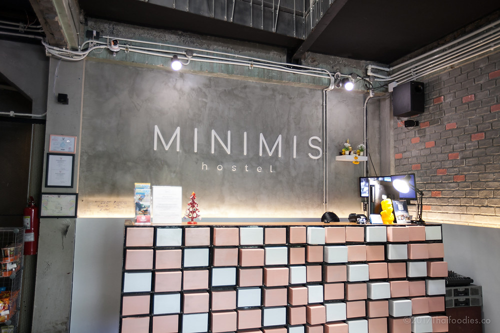 Minimis Hostel | Thaifoodies.co