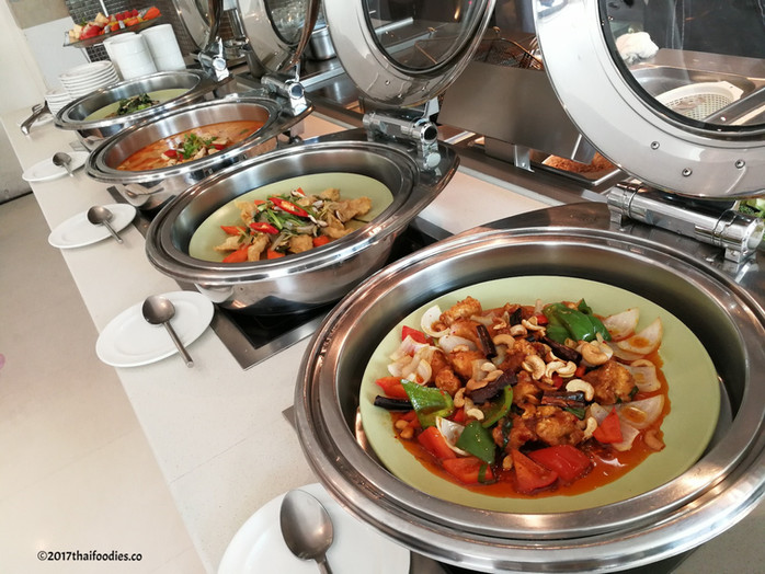 100 Baht Lunch Buffet - Awesome Value at Park Plaza Hotel Asoke 16