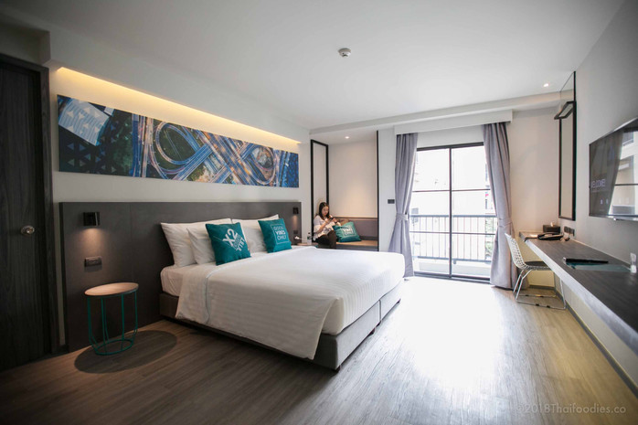 Bangkok Hotel Reviews: X2 Vibe Bangkok Sukhumvit - Stay, Chill, Enjoy!