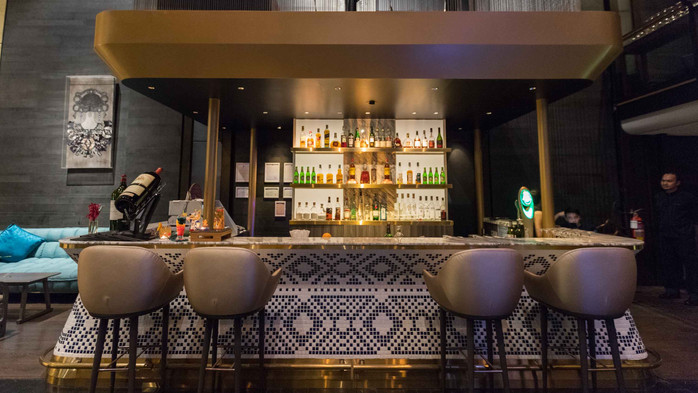 Glen Bar @ Pullman King Power Bangkok - A Chic and 'Very Thai' Space to Chill With Friends
