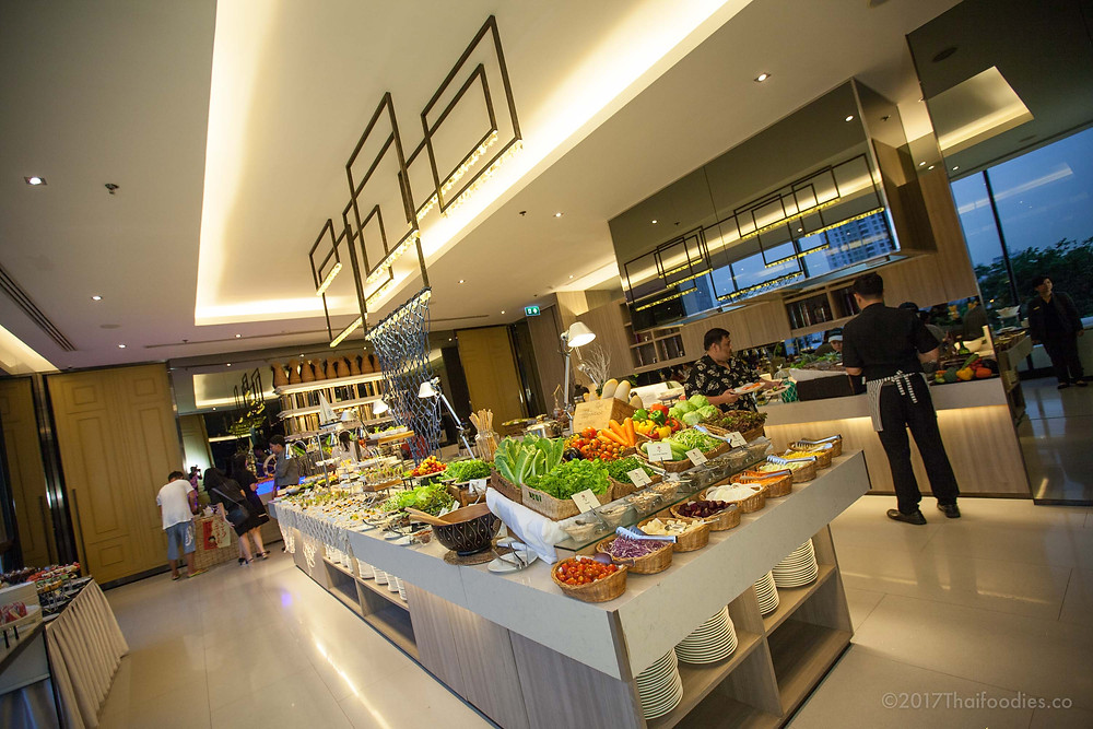 Albricias Buffet | thaifoodies.co