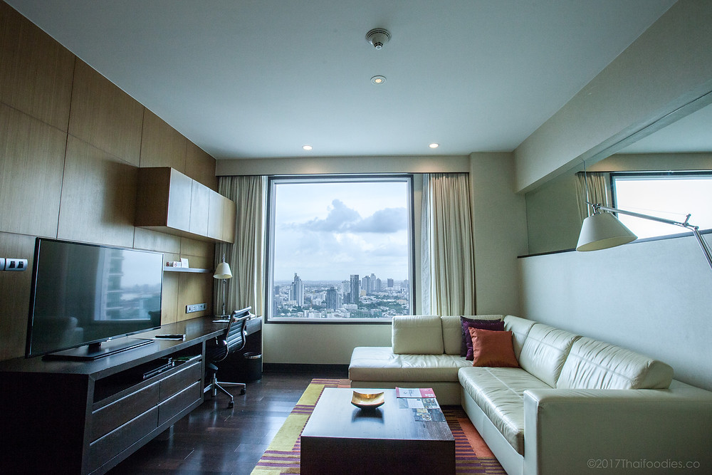 Marriott Executive Apartments Review | thaifoodies.co