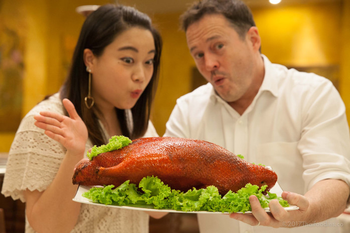 Novotel Bangkok Suvarnabhumi's Golden Village Chinese Restaurant - Majestic Chinese Cuisine