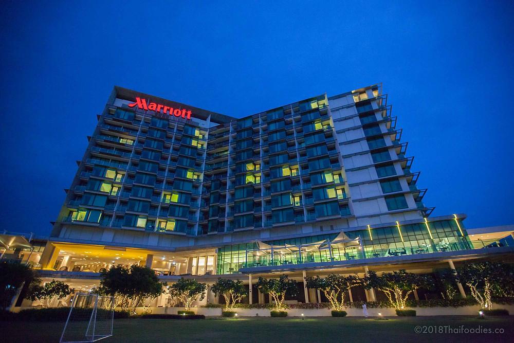 Rayong Marriott Resort & Spa | thaifoodies.co