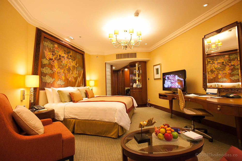 Shangri-La Hotel Bangkok | thaifoodies.co