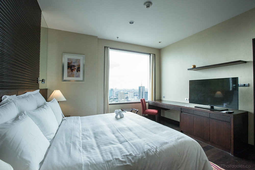 Marriott Serviced Apartments Bangkok | thaifoodies.co