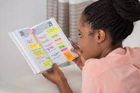 Black student create a schedule.jpg
