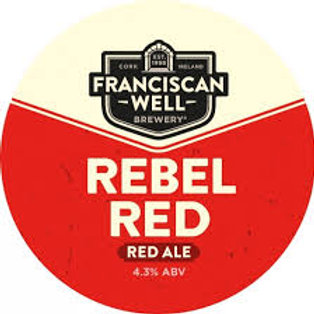 Rebel red Can 330ml (12 pack)