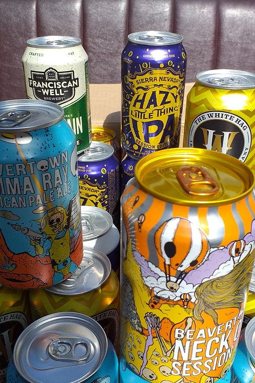 24 Mixed Case Cans -330ml selection