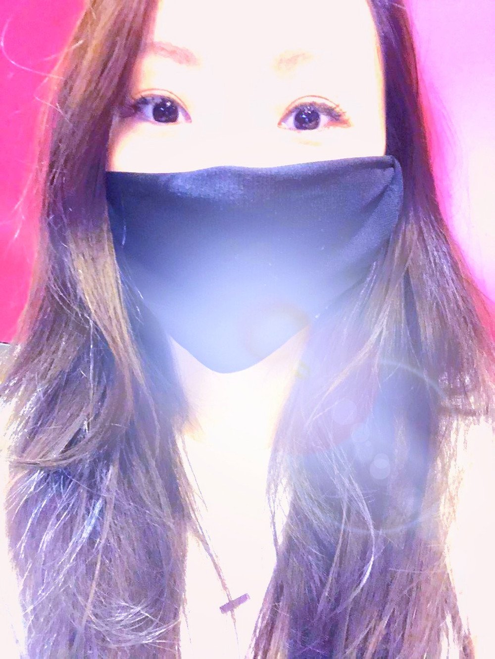 Girl With Antimicrobial Mask - Mask Guard