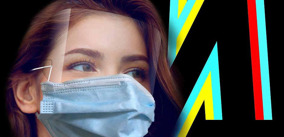ViralOut Disposable Eye Shield