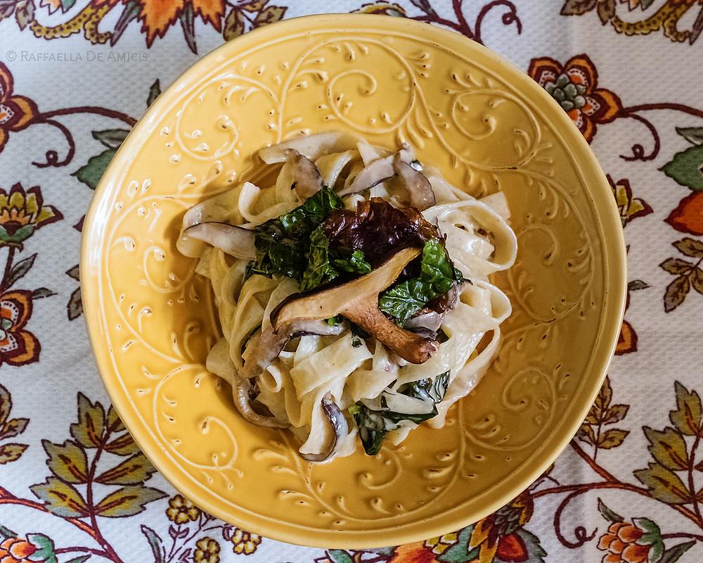 vegetarian gourmet pasta