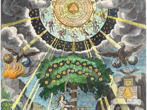 Myth Salon: Special Portfolio of Alchemical Images with Dr. Charles Zeltzer