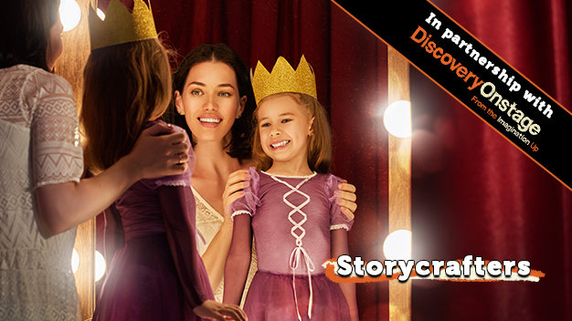 Storycrafters with Discovery Onstage