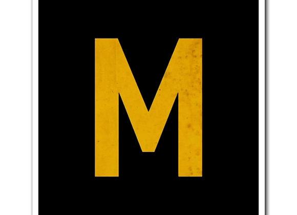 Official Membership Magnet