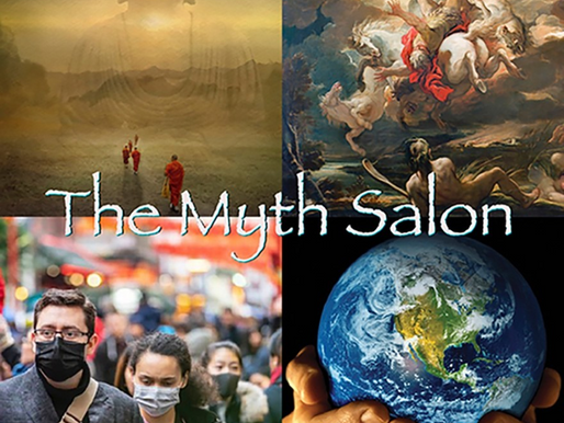 Myth Salon: Rumi – A Poet for Pilgrimages, Possibilities and Paradox with Dr. Zaman Stanizai and Dr.