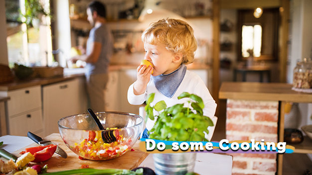 Do Some Cooking