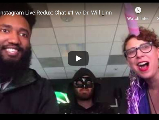 Myths of Halloween – Instagram Live Redux