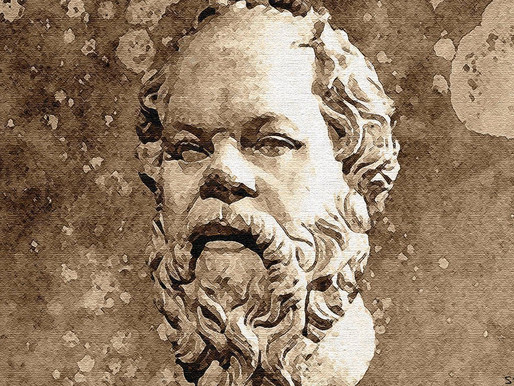 LEFT EYE: The Apology of Socrates