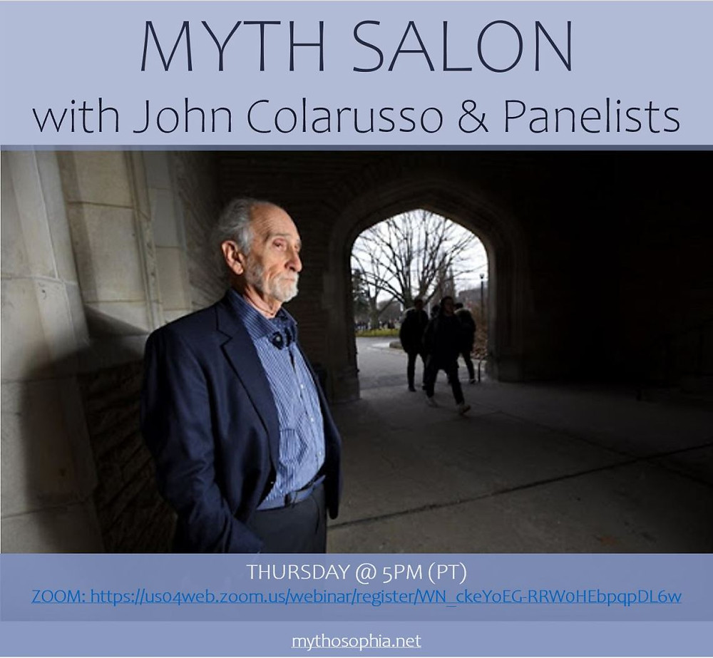 John Colarusso Myth Salon.JPG