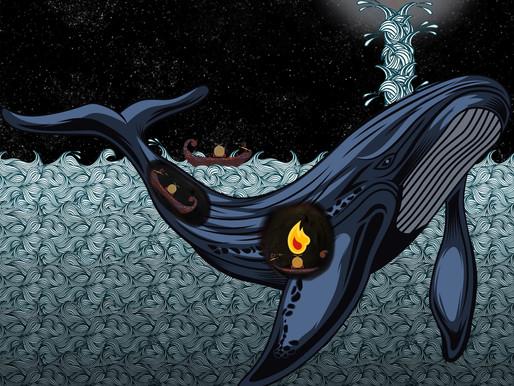 LEFT EYE: Frobenius and the Night Sea Journey