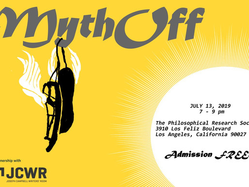 MythOff at PRS with JCWR