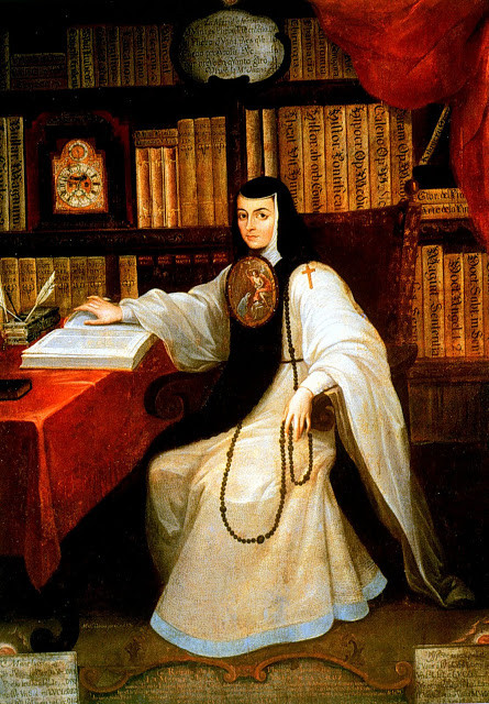 Sor Juana_Image for Poster and Conference Program2011_RCantu