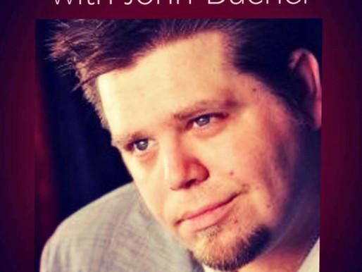 Myth Salon with John Bucher