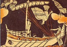 MYTH SALON: Tales of Home: Learning Who We Are From Homer's Odyssey with Dr. Joel Christensen