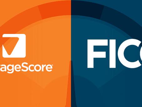 Vantage Score VS Fico Score